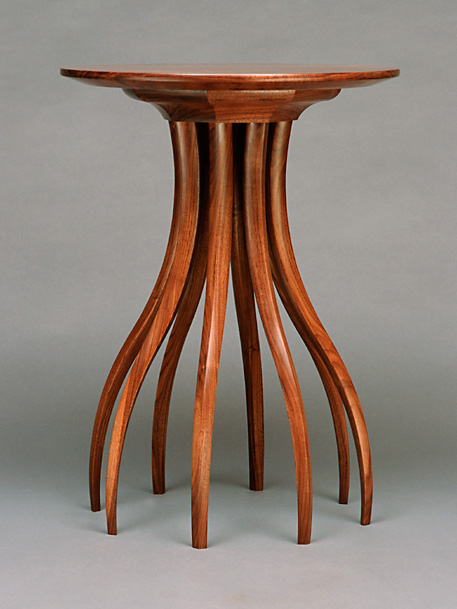 Blaise Gaston Furniture Furniture Coffee And Side Tables - Tall round cocktail table