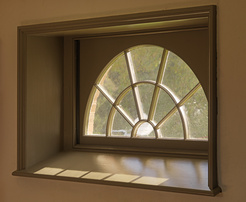 Lunette Window